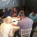 Business simulations Iran