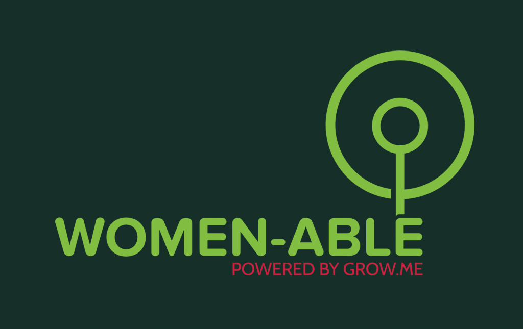 Women-able-logo-background